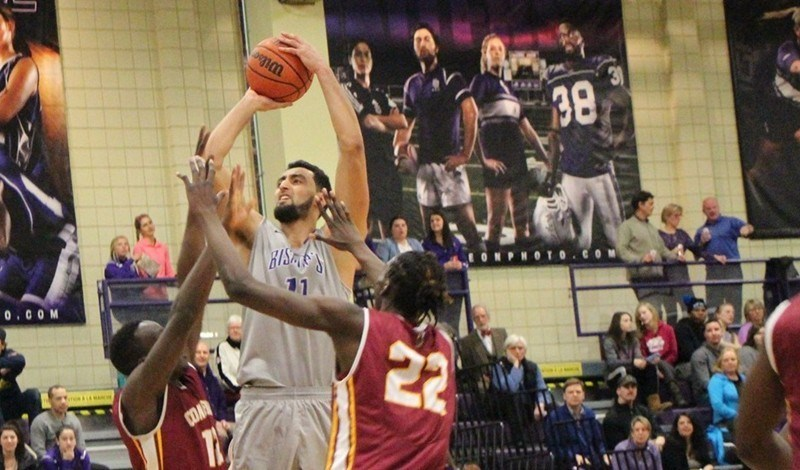 GAITERS HANG ON IN OT AGAINST CONCORDIA, FALL TO