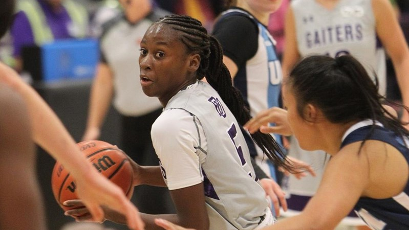 Women's Basketball: Gaiters down Citadins to open conference play - Bishop's University